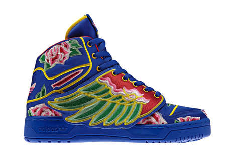 Jeremy Scott 2013 JS Wing