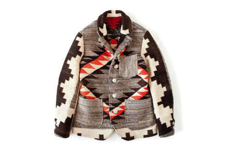 Visvim 2012 Winter Navajo