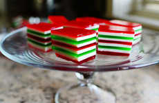 Cheery Christmas Gelatin