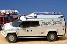 Radiation-Proof Police Rides