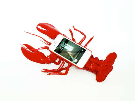Lobser Mobile Phone Case