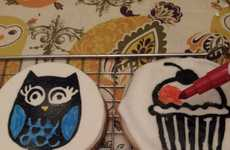 Edible Color-Craft Desserts