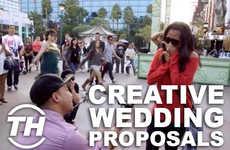 Creative Wedding Proposals
