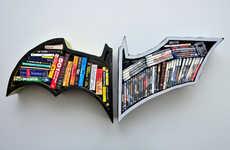Batty Book Organizers