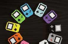 Old School Gamer Magnets