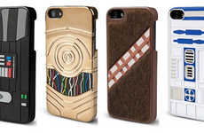 30 Geek-Chic Smartphone Sheaths