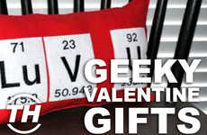 Geeky Valentine Gifts
