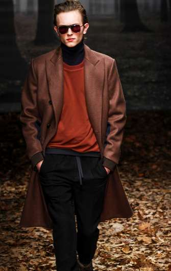 trussardi fall 2013