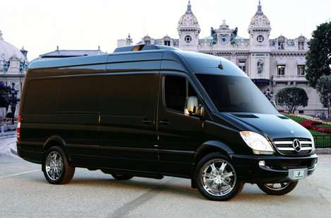 Customized Van