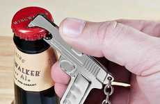 Gun-Shaped Bottle Openers