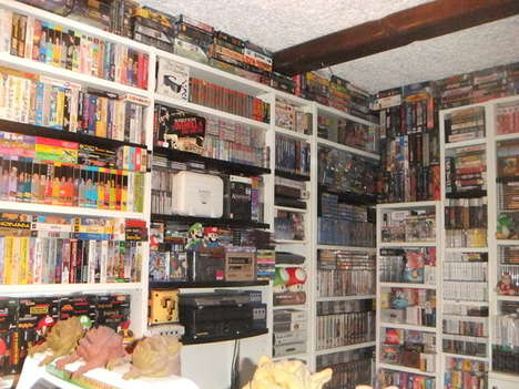 extensive game collection