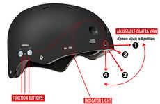 Video Head Helmets