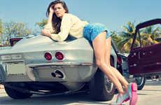 Corvette-Centered Shoe Catalogs