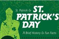 Historic St. Patrick's Infographics