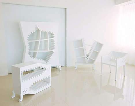eccentric furniture design