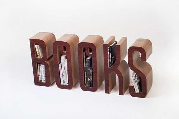Marvellously Meta Book Holders