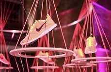 Shoe Brand-Inspired Exhibits (UPDATE)