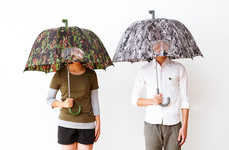 34 Quirky Umbrella Designs