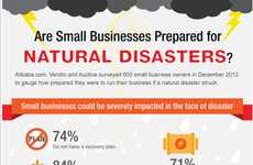Business Storm Safety Infographics