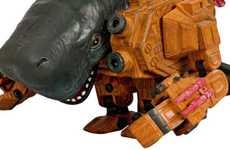 Cyborg Leviathan Toys