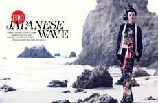 Futuristic Eastern Fashion