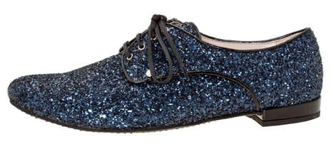 Bedazzled Footwear Designs