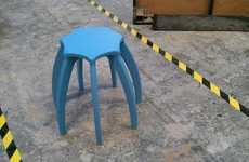 Whimsical Spider Seating