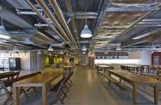 Loft-Inspired Luxury Offices