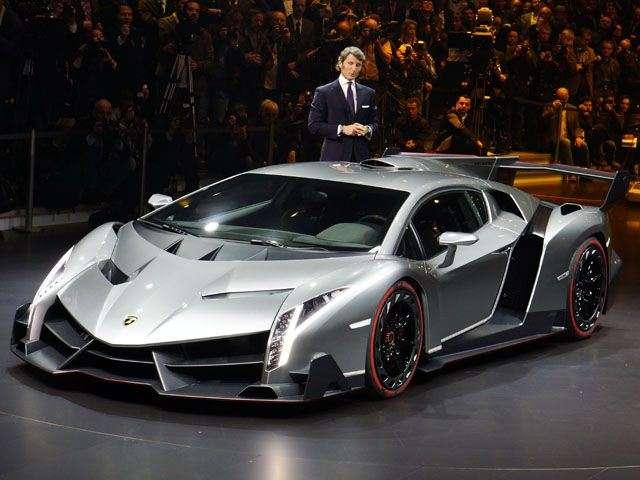 Fighting Bull-Inspired Supercars