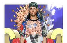 81  Kitschy Streetwear Features