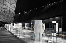 Haute Couture Museum Exhibits