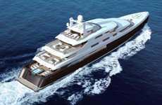 Outstandingly Engineered Yachts