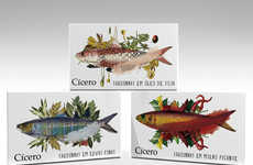 Food-Infused Fish Branding