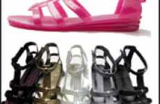 Jelly Gladiator Sandals