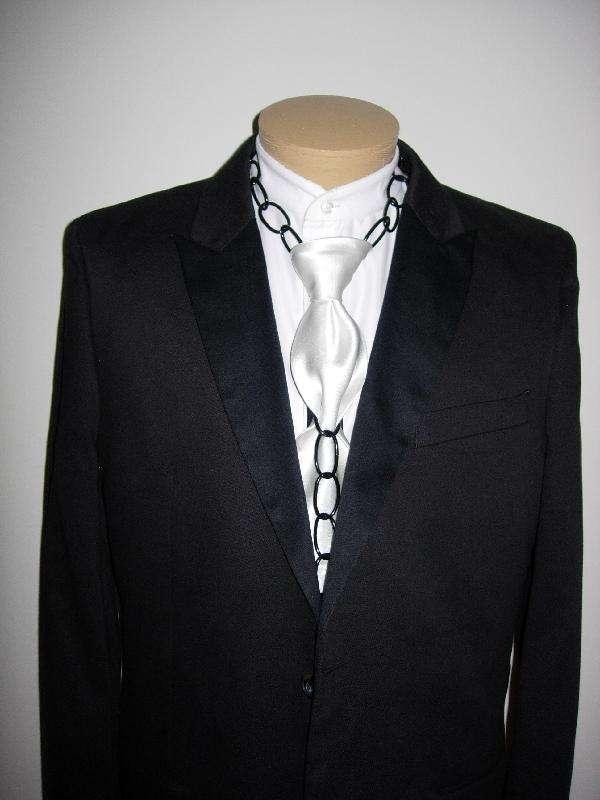 Chain Link Neckties