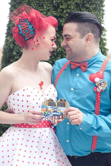 Geek Themed Weddings