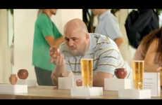 Tech-Mocking Cider Ads