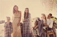 Boho Family Fashion Catalogs