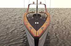 Handsome Car-Inspired Boats