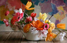 Adult Arts-and-Crafts Bouquets