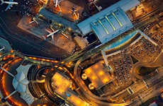 Aerial Airport Photography