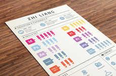 Informative Infographic Resumes