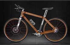 Elegant Lumber Bicycles