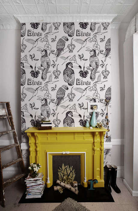 Life is Beautiful Wall Murals Collection for Springtime by PIXERS