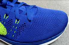 Vibrantly Knitted Runners