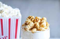 Movie Theater Snack Milkshakes