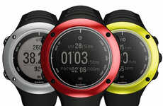 GPS-Enabled Wrist Watches
