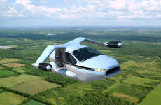 Automatic Flying Automobiles