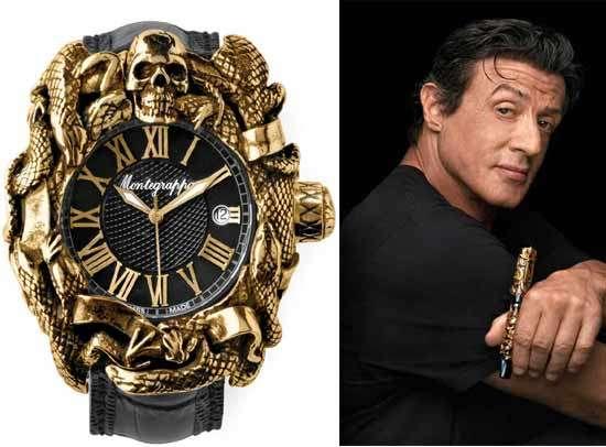 Celebrity-Designed Watches