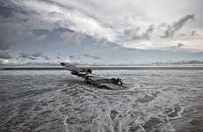 Crash Landing Photography